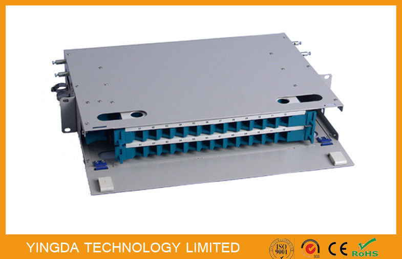 "19"" Fiber Optic Patch Panel nhà cung cấp"