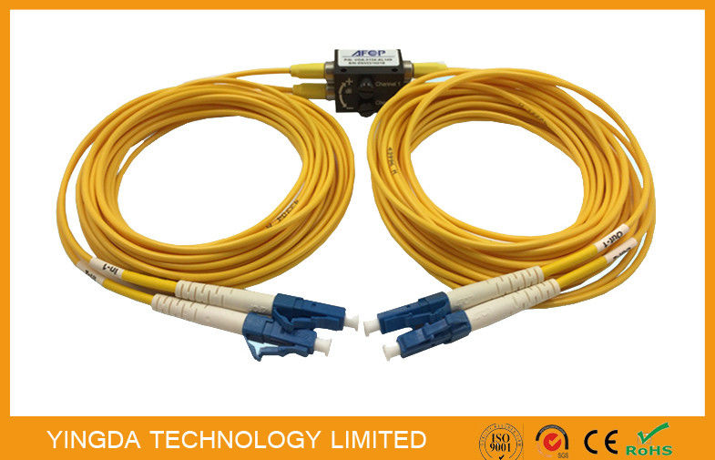 Variable Fiber Optic Attenuator nhà cung cấp