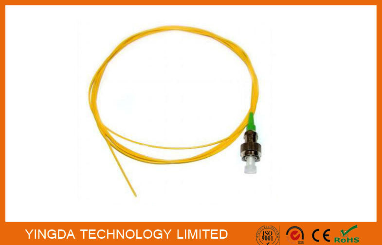 Pigtail OS1 FC APC Simplex SM 0.9mm 3Meter Fiber Optic Cable Yellow nhà cung cấp