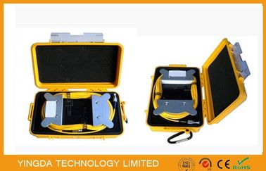 1KM SC / APC - FC / UPC G652D Fiber Optic Tool Kits OTDR Launch Cable Box